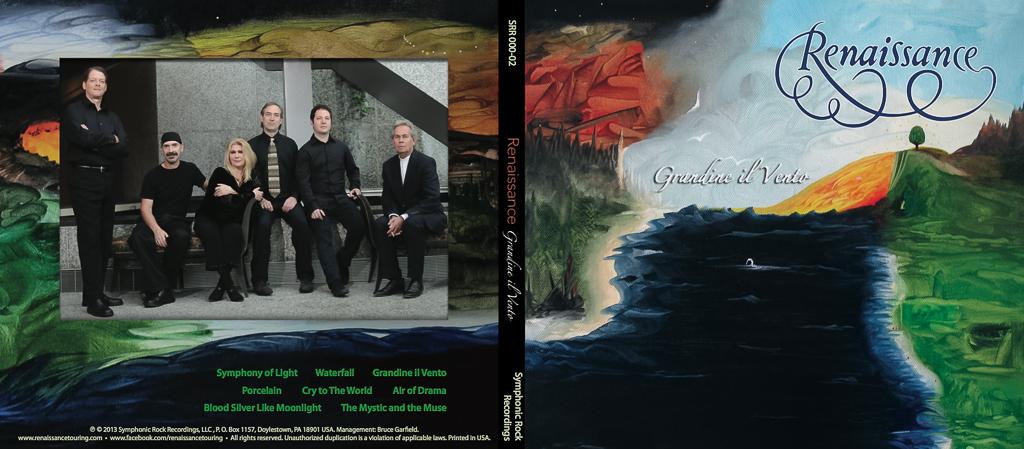 Renaissance - Grandine il Vento - 2013